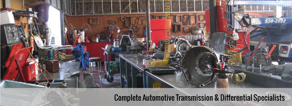 Complete Automotive Transmission & Differential Specialists | Mainland Transmission Services Ltd | Mechanic in Surrey